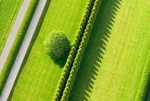 Incredible Bird's Eye Views / Aerial Photography / by Paula Caiado