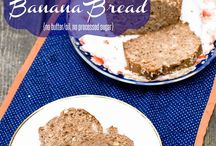 Quick Breads / Recipes for quick bread loaves and muffins.