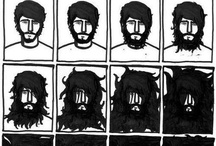 A man without a beard is like a woman with a beard.