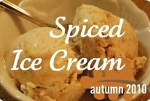 Recipes - Ice cream