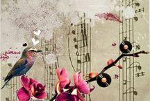 müzik tepsi
