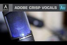 Audio and Vocals Tutorials