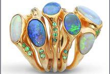 Jewellery - rings / by Ocean Sky