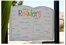 Kindergarten: Reading and Writing Workshop / by Roslyn Perez