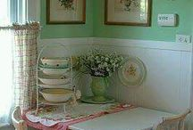 English French Country Cottage Style