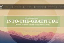 Write Your Gratitude Message / Share what you LOVE and are GRATEFUL for in LIFE. Let the world know what inspires you in life and share it with others at http://www.intothegratitude.com/#!message/ce2o