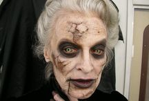 Halloween make-up / by Shana Massy