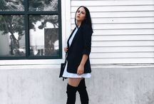 Outfits / my favorite pictures from my blog and IG