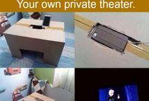 mini theater