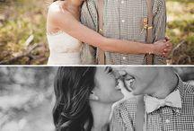 Wedding photo : couple details