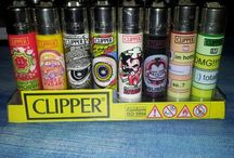Clipper-Much More than a Lighter / Alguns dos meus clippers ;)