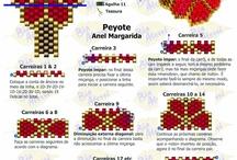 Beads Tutorials / Beads tutorials, schema, pattern