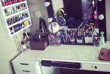 Rangement make-up