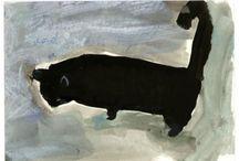 Cats / by Elizabeth Richey