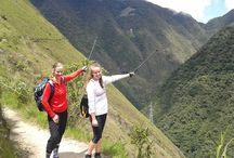 Inca Trail to Machu Picchu in 2 days / The Inca Trail to Machu Picchu in 2 days is ideal for people who do not have time to explore the full Inca Trail. Covering a distance of only 12 is ideal for a quick hike.