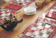 Karácsonyi varrás / Karácsonyi varrás és egyéb