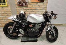 CB 500 Dani