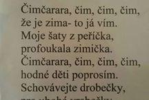 básničky ZIMA