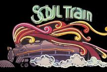 Entertainment: The Soul Train / the music, the, dancing, the clothes, the era... Everything was possible. / by Andrea Jackson