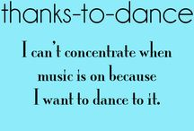 thanks to dance quotes