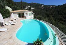 Villa Agni, Corfu