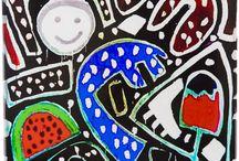 Maria Brito Wearable Art / New collection of wearable art clutches by Maria Brito and collaborating artists, fashion, designer, art, wearable art h-a-l-e.com