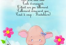 chansons maternelle