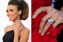 Celebrity Rings and Weddings / Take inspiration from celebrities for your wedding