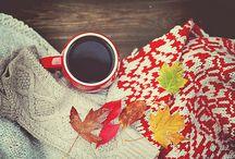 Autumn Tea Cups