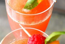 Cold and Refreshing Beverages / When temperatures soar, here are ideas for some of the most refreshing beverages for corporate events.