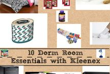 Dorm Room Essentials / by Karen Puleski