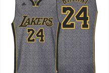 Genner - Basket Jersey Design