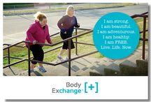 Body Exchange Workouts & Retreats / Let's get sweaty!