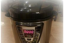 Electric Pressure Cooker / by Lori Henry