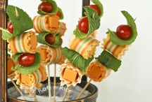 Recipes - Appetizers / by Barbara Moore