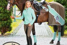 Horses + gear
