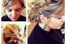 Rachel Knicely, stylist