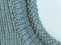 Brother 260 & machine knitting