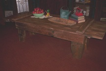 For the Home / by Victorian Rose Trading Post Rustic Furniture