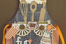 Apron Card / by Zia Pissi