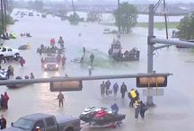 Hurricane Harvey: Texas' biggest church 'closes doors' during Hurricane Harvey