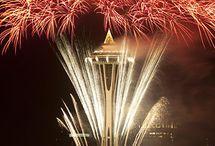 Happy New Year! | Travel the World / Zo ziet Oud en Nieuw er uit over de hele wereld! Happy NYE!