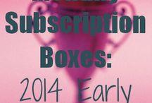 {Best Subscription Boxes}