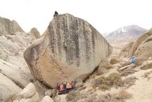 Bouldering  , and packing / by Chris Garttman