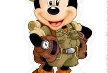Mickey  safare