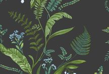 Green Fern Collection