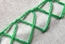 Hand Stitching Tips / by Debbie Gibson