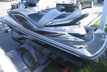Personal Watercraft (PWC) / All the fun PWCs we sell at TMS.