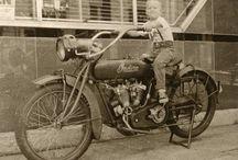 history bike