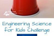 Kindergarten STEM and STEAM Activities / STEM activities for elementary students in kindergarten.